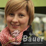 Carolin Flieger, Florist-Meisterin in EZ