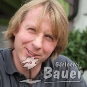 Martin Bauer, Gärtner-Meister